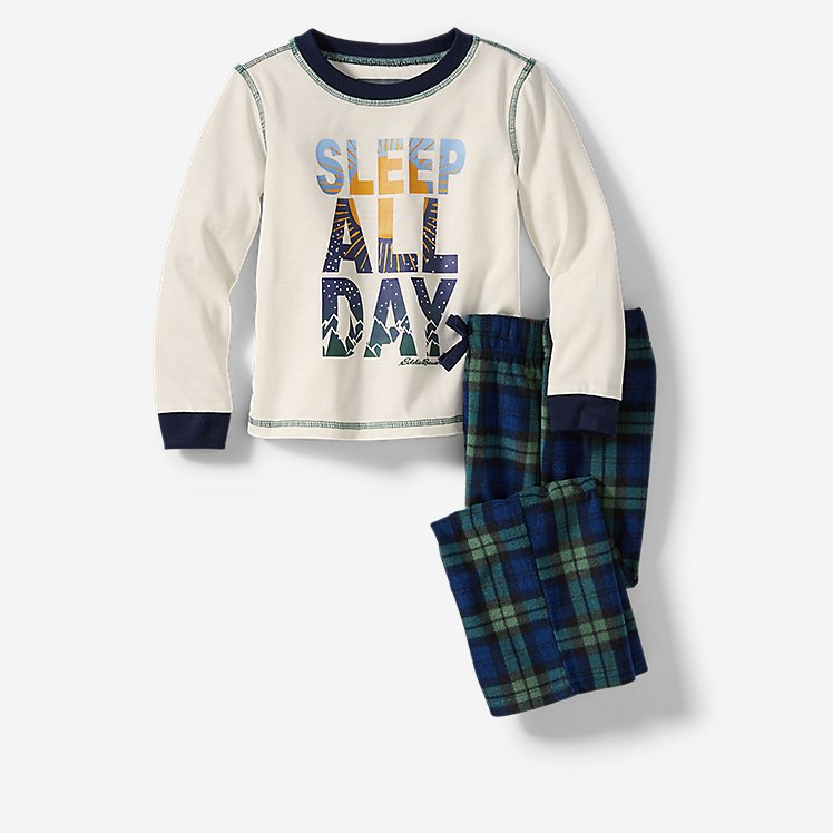 Toddler Quest Fleece Sleep Set large version