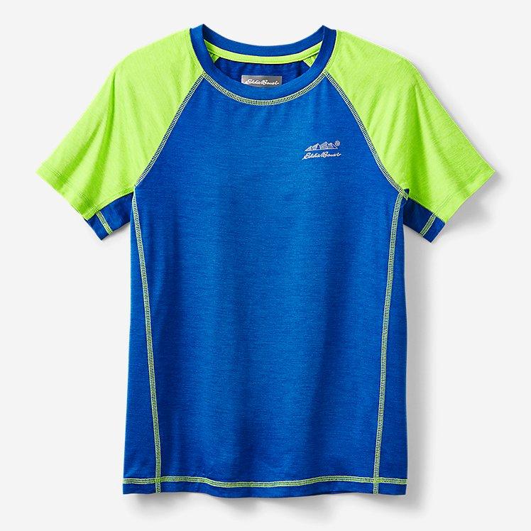 Boys' Boulder Peak Performance T-Shirt large version