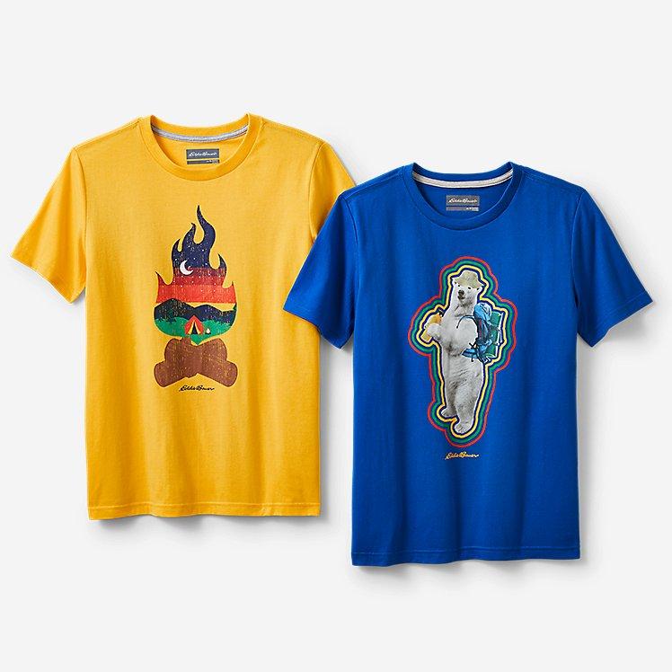 Boys' Graphic T-Shirt Bundle large version