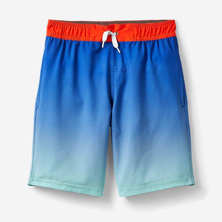 Boys' Sea Spray Swim Shorts - Magic Print large version