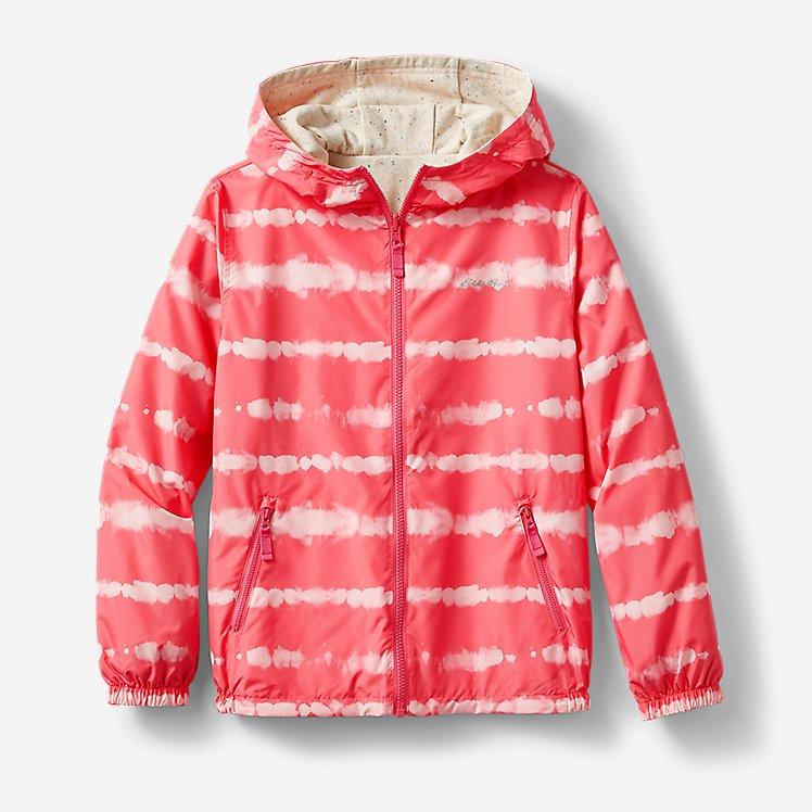 Kids' Windy Ridge Reversible Jacket - Print large version