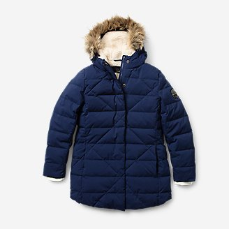 Thumbnail View 1 - Girls' Sun Valley Frost Down Parka