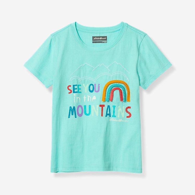 Girls' Better Short-Sleeve T-Shirt large version