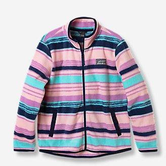Thumbnail View 1 - Girls' Quest Fleece Full-Zip Jacket