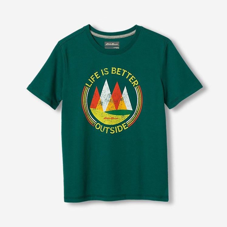 Boys' Graphic T-Shirt large version