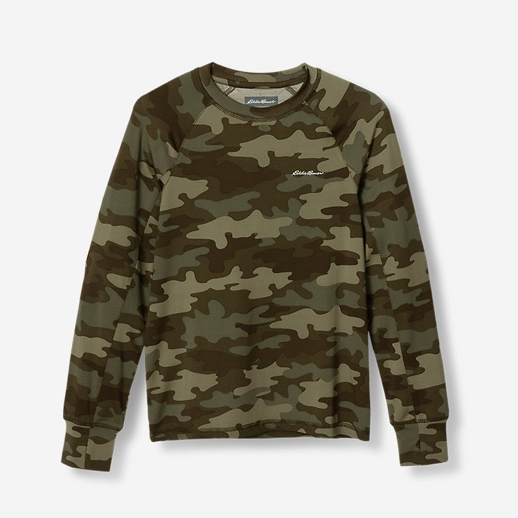 Boys' Boulder Peak Long-Sleeve T-Shirt large version