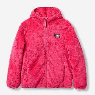 Thumbnail View 1 - Kids' Quest Plush Fleece Hooded Jacket