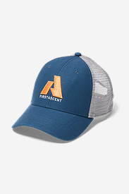 Graphic Hat - First Ascent