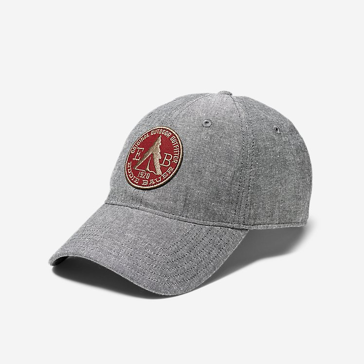Graphic Hat - Chambray Tent large version