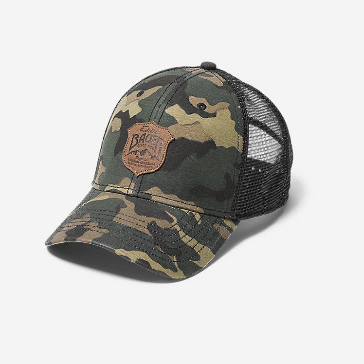 Graphic Cap - Debossed Shield large version