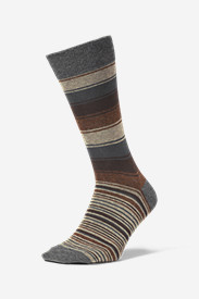 Men's Crew Socks - Pattern