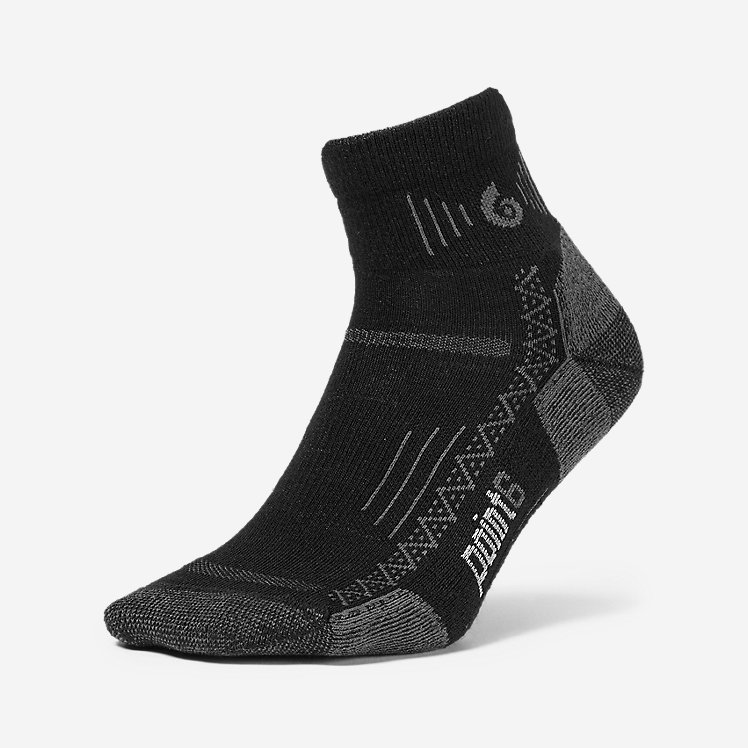 Point6® Active Extra Light Mini Crew Socks large version