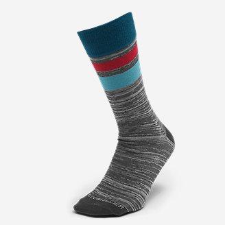 Thumbnail View 1 - Men's Novelty Crew Socks
