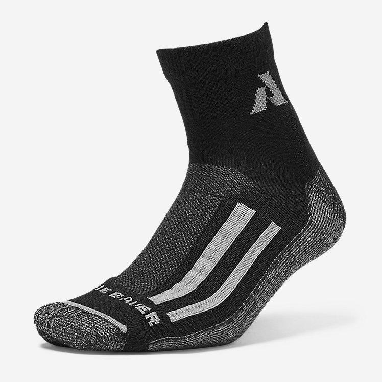 Guide Pro Merino Wool Socks - 1/4-Crew large version