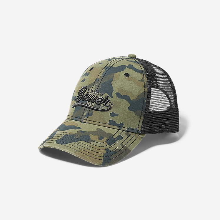 Graphic Cap - Camo large version