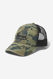 Graphic Cap - Camo