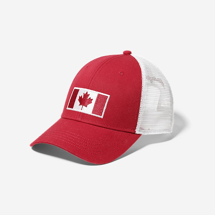 Graphic Cap - Canada large version