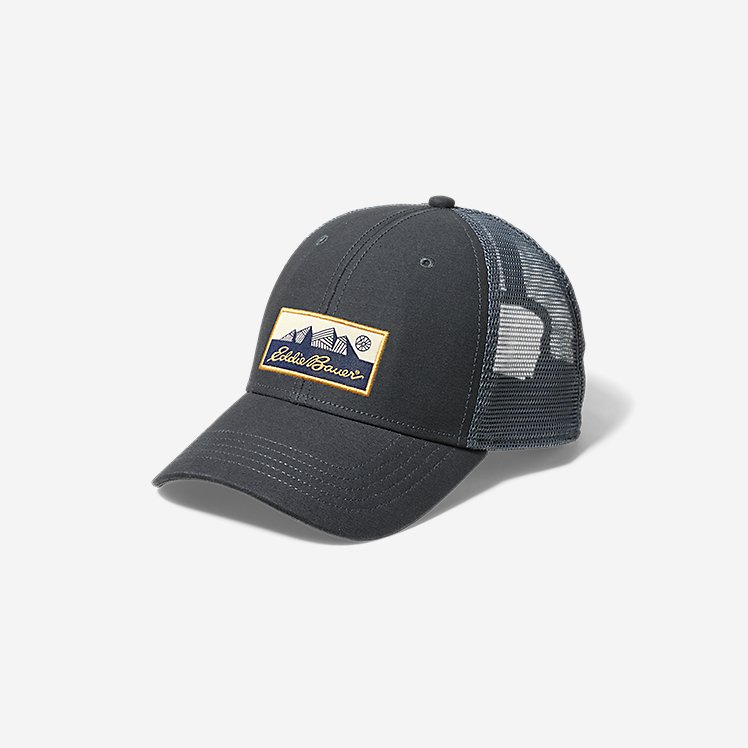 Graphic Cap - Eddie Bauer Logo large version
