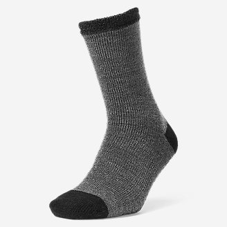Thumbnail View 1 - Men's Fireside Lounge Socks