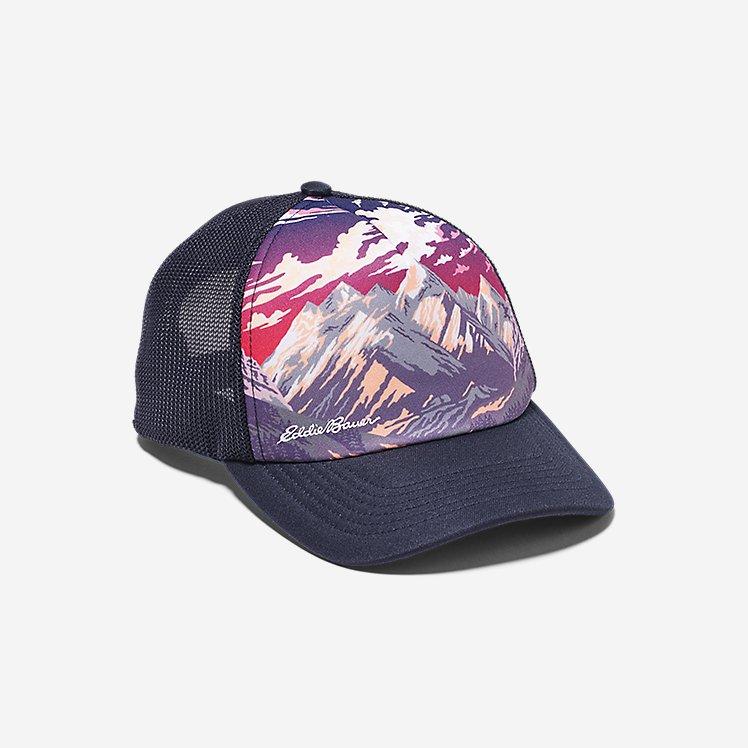 Graphic Cap - Mountain large version