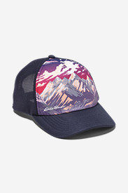 Graphic Cap - Mountain