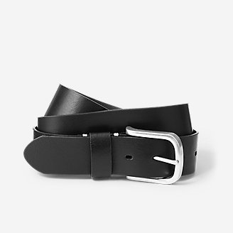 Thumbnail View 1 - Men's Everyday Leather Belt