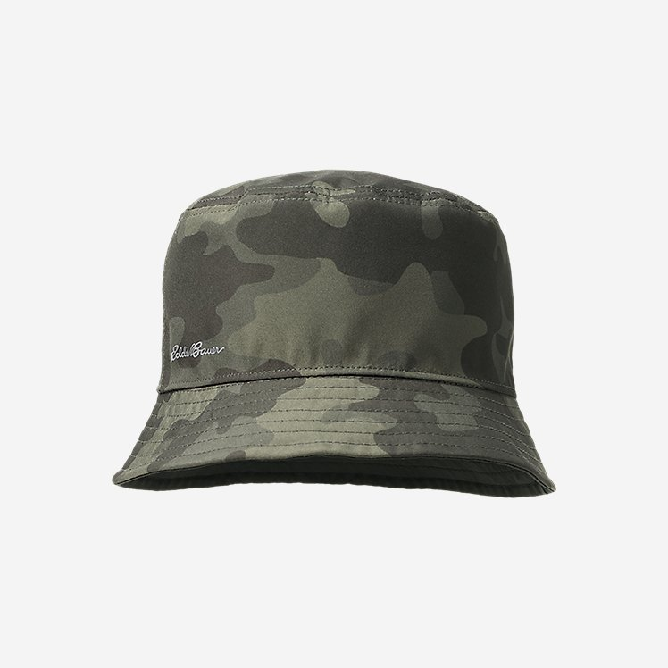 Exploration UPF Reversible Bucket Hat large version