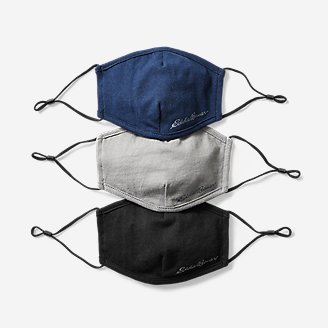 Thumbnail View 1 - Non-Medical Face Mask - 3-Pack