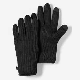 Thumbnail View 1 - Men's Windcutter® Fleece Touchscreen Gloves