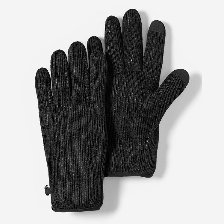 Men's Windcutter® Fleece Touchscreen Gloves large version