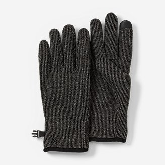 Thumbnail View 1 - Men's Windcutter® Fleece Touchscreen Gloves
