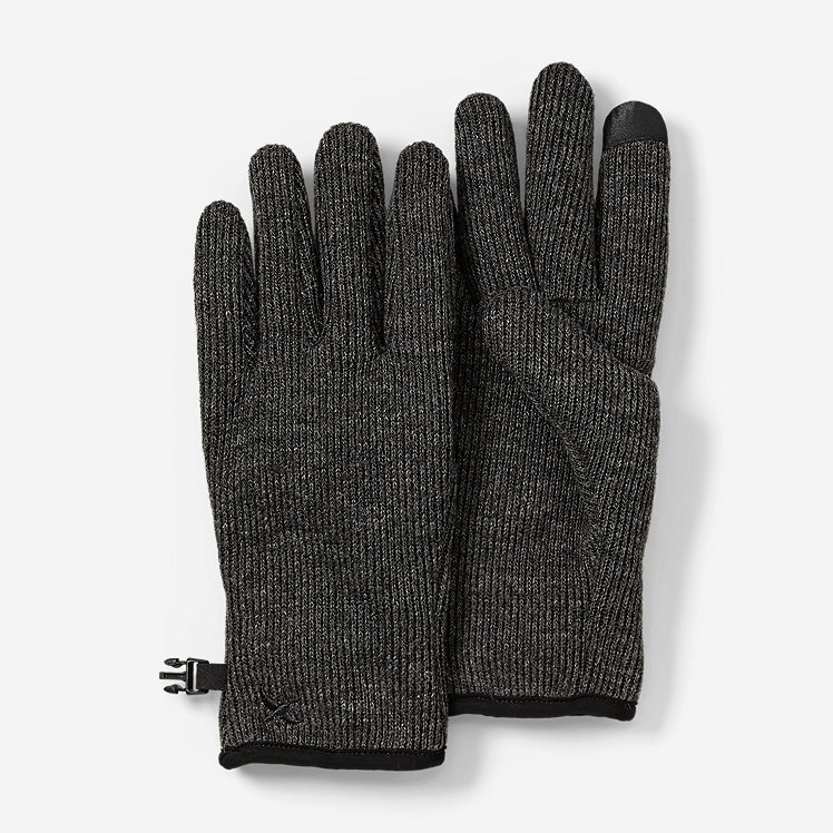Men's Windcutter® Fleece Touchscreen Gloves large version