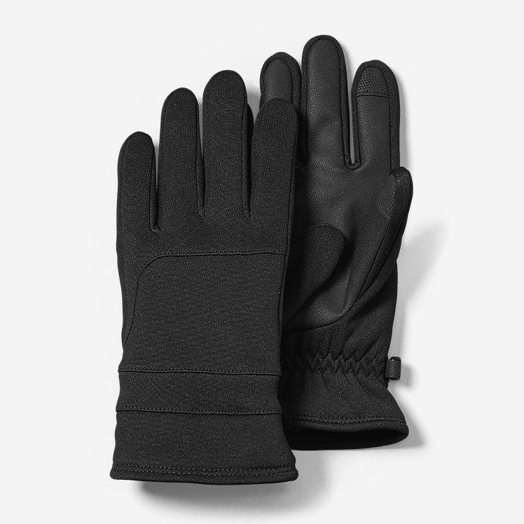 Men's Crossover Fleece Touchscreen Gloves large version
