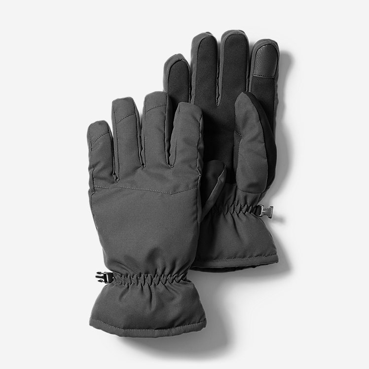 Men's Boundary Pass Down Gloves large version