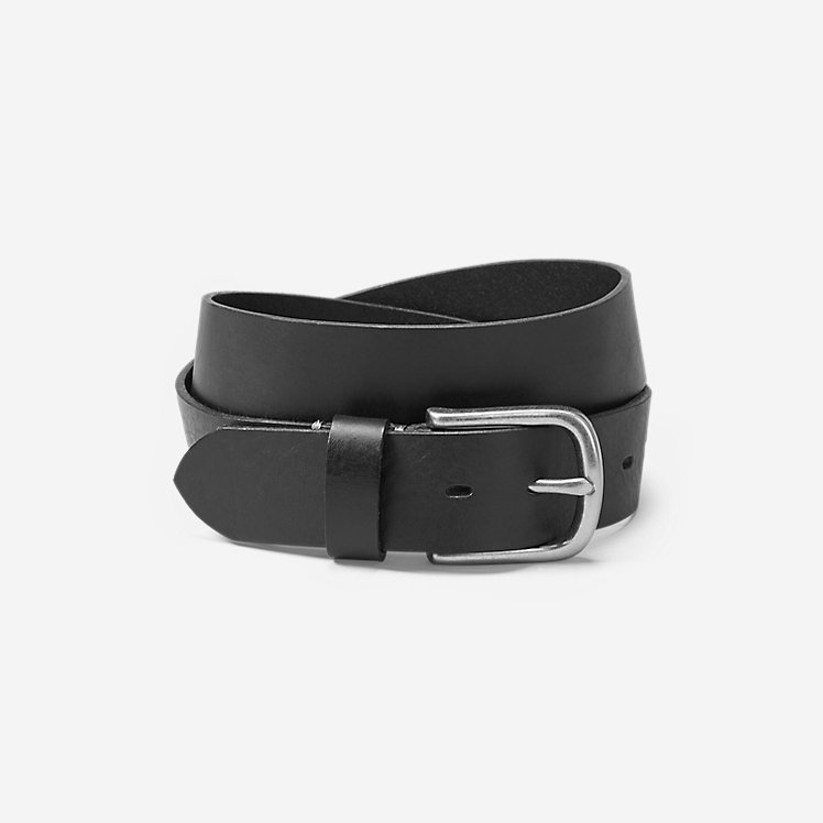 Men's  Leather Jean Belt large version
