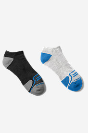 Men's Active Pro COOLMAX® Low Socks - 2 Pack