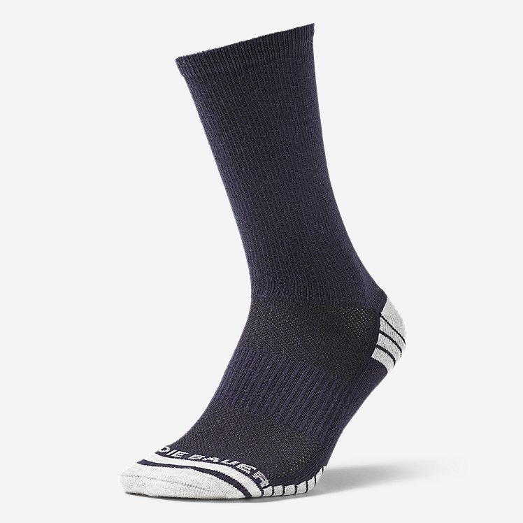 Men's Active Pro COOLMAX® Crew Socks large version