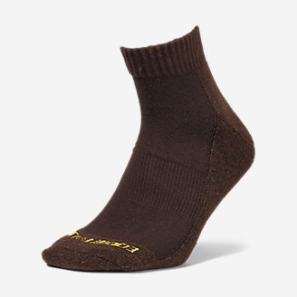 Thumbnail View 1 - Men's Trail COOLMAX® Quarter Socks