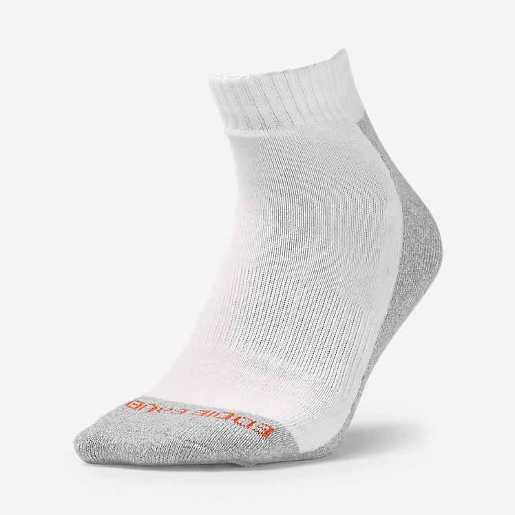 Men's Trail COOLMAX® Quarter Socks large version