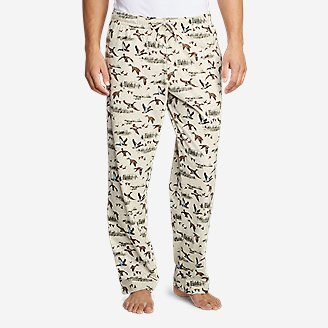 Eddie Bauer Men's Legend Wash Jersey Sleep Pants (3 colors)