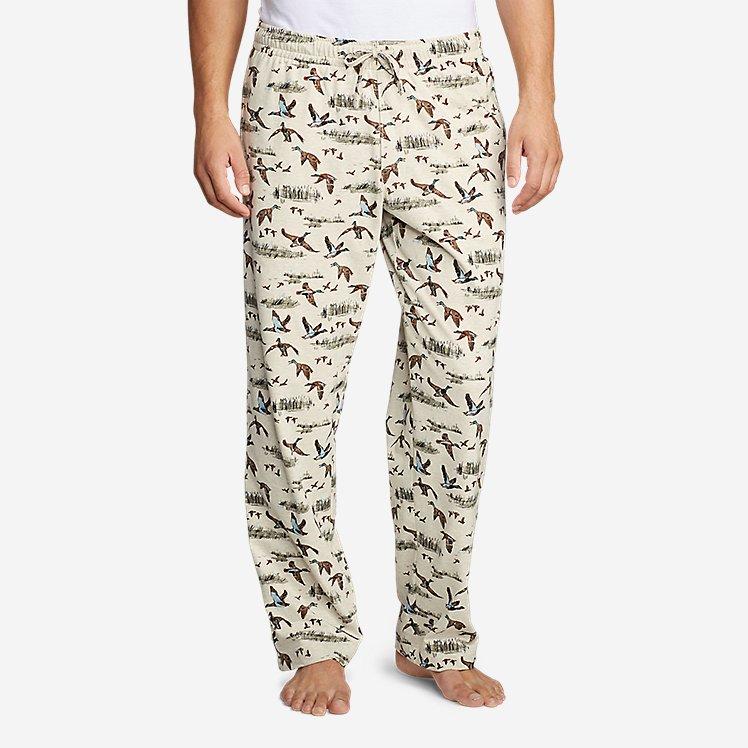 Eddie Bauer Men's Legend Wash Jersey Sleep Pants