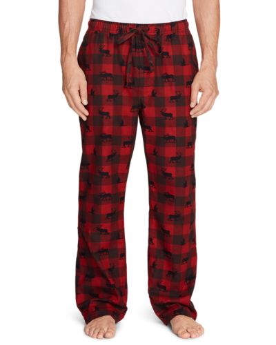 EDDIE BAUER Mens Sleep Pants Deep Sage Green Size M Medium $65 NEW