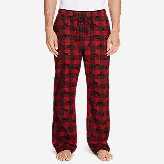 Thumbnail View 1 - Men's Flannel Sleep Pants