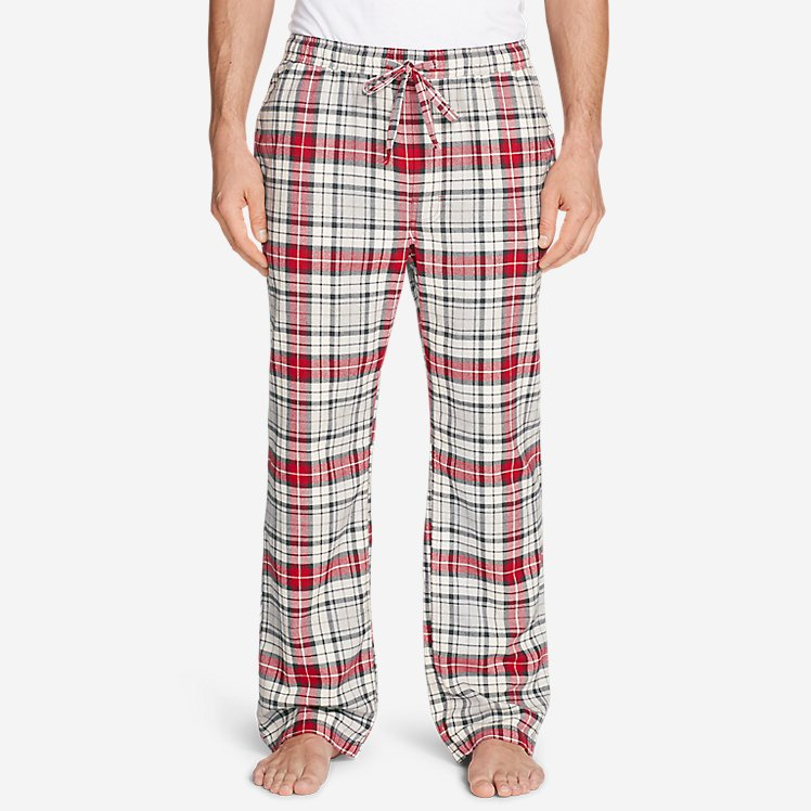Men's Flannel Sleep Pants large version