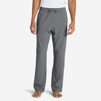 Thumbnail View 1 - Men's Legend Wash Jersey Sleep Pants