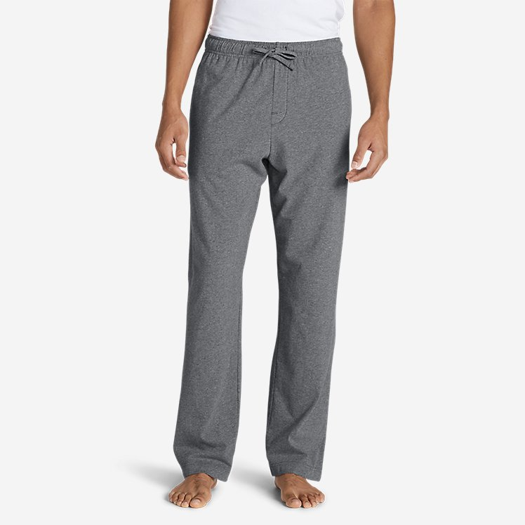 Men's Jersey Sleep Pants large version