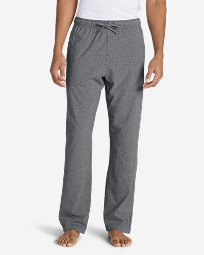 Men's Jersey Sleep Pants by Eddie Bauer