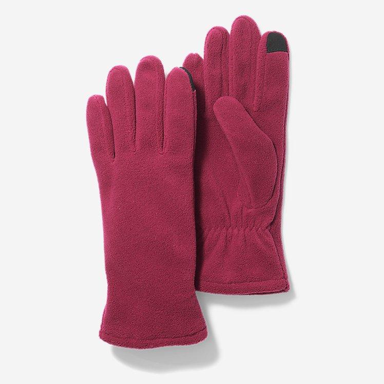 Women's Quest Fleece Gloves large version