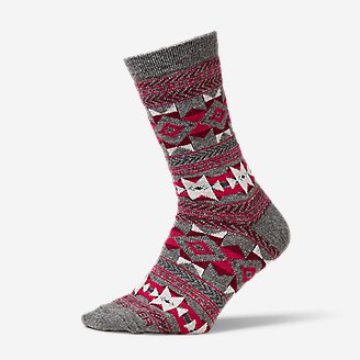 Thumbnail View 1 - Women's Crew Socks