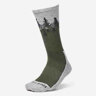 Thumbnail View 1 - Women's Trail COOLMAX® Crew Socks - Pattern